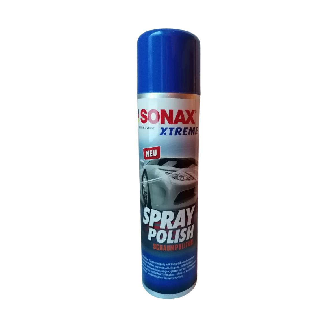 SONAX GmbH SONAX XTREME Spray Polish Schaumpolitur 320ml 2413000