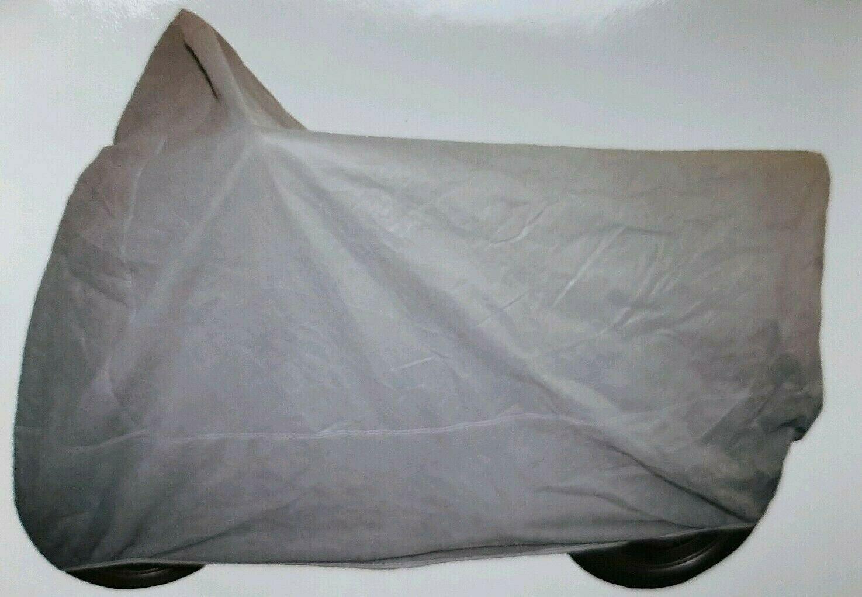 Scooter Sitzbank-Wetterschutz Roller Seat Cover 70 x 120 cm